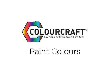 376.Colourcraft Paint Colours